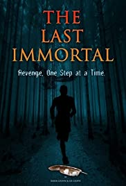 The Last Immortal Poster