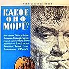 Nikolay Kryuchkov and Andrey Bukharov in Kakoe ono, more? (1965)