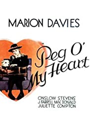Peg o' My Heart Poster