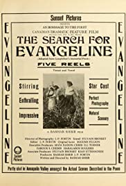 The Search for Evangeline Poster