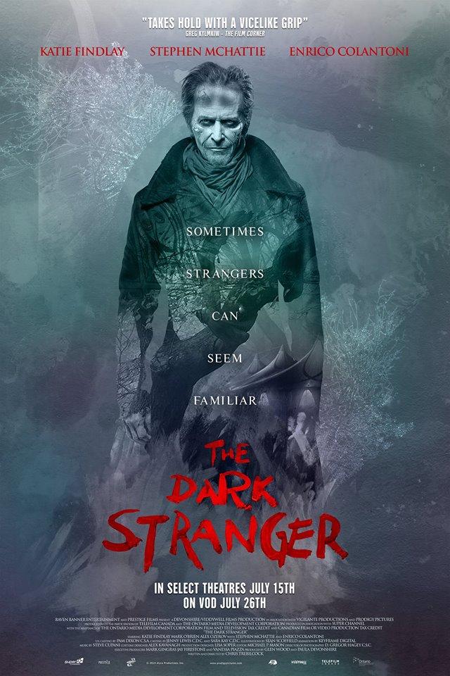 The Dark Stranger (2015) - IMDb