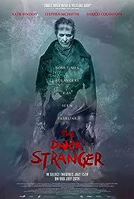Enrico Colantoni, Stephen McHattie, and Katie Findlay in The Dark Stranger (2015)
