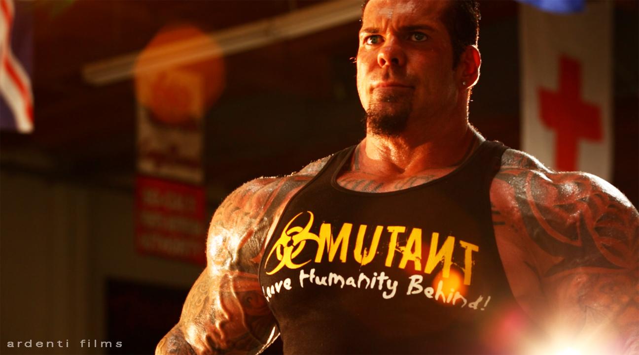 Mutant Leaving Humanity Behind