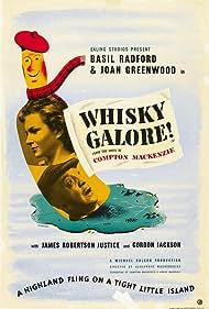 Whisky Galore! (1949) Poster - Movie Forum, Cast, Reviews