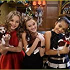 Isabela Merced, Brec Bassinger, and Lizzy Greene in Nickelodeon's Ho Ho Holiday Special (2015)