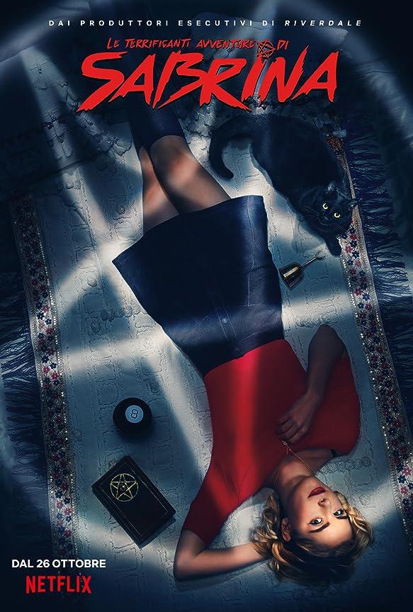 莎賓娜的顫慄冒險 (第4季) | awwrated | 你的 Netflix 避雷好幫手!