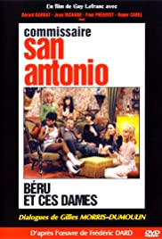 Béru et ces dames (1968) Poster - Movie Forum, Cast, Reviews