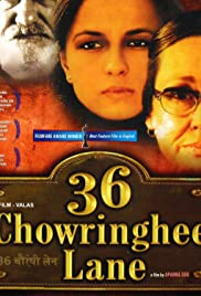 36 Chowringhee Lane (1981) Poster - Movie Forum, Cast, Reviews