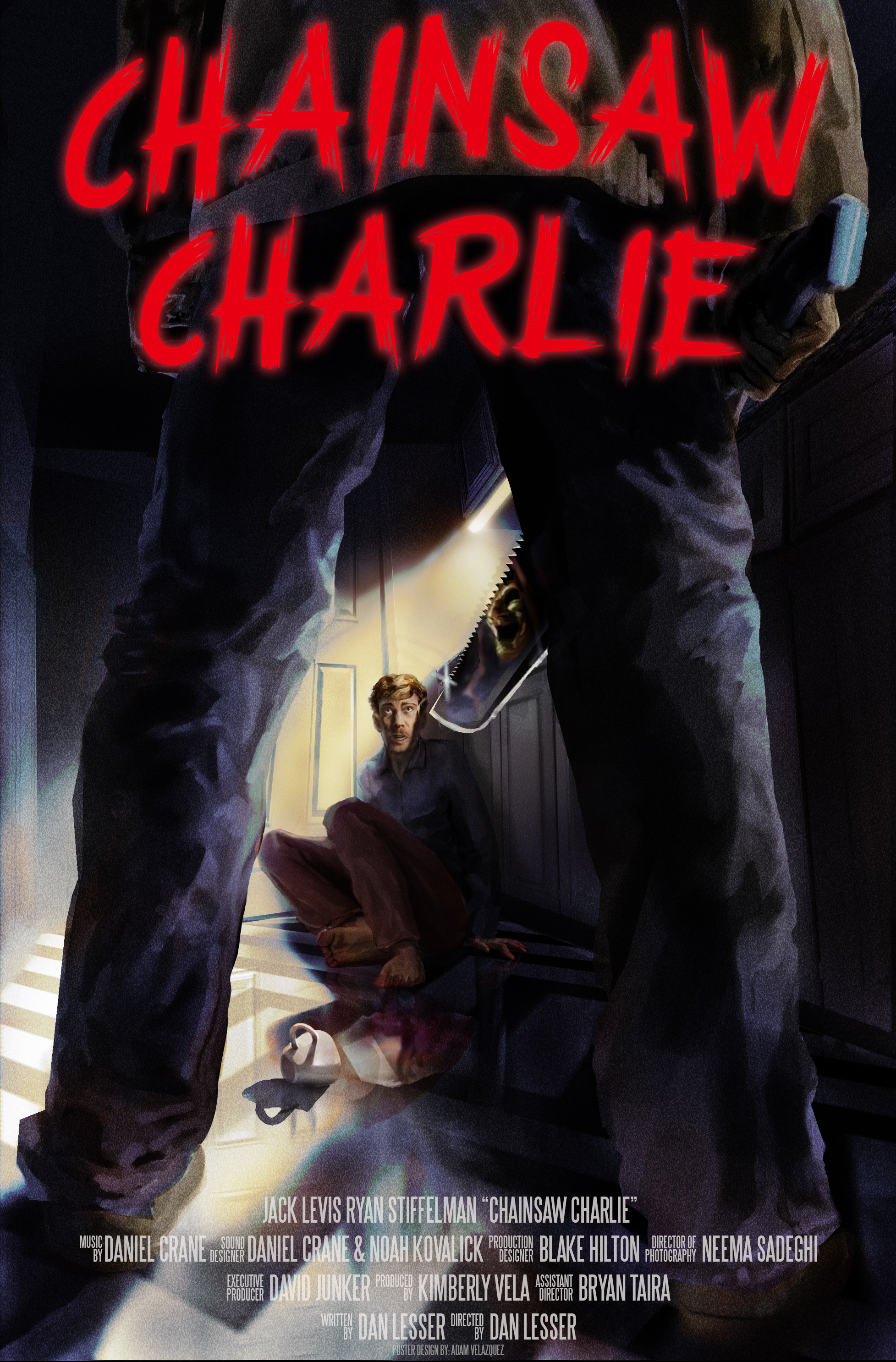 Image result for chainsaw charlie dan lesser
