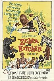 Zebra in the Kitchen Poster - Movie Forum, Cast, Reviews
