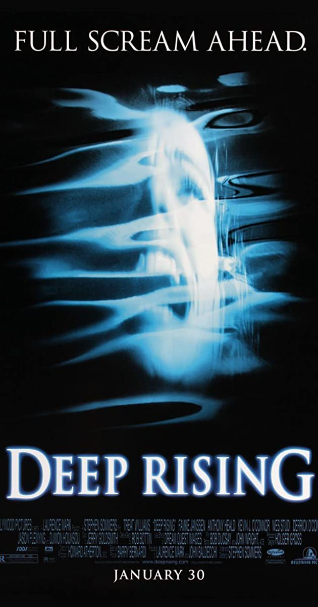 Subtitle of Deep Rising