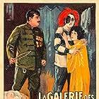 Jaque Catelain, Lois Moran, and Yvonneck in La galerie des monstres (1924)