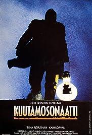 Kuutamosonaatti Poster
