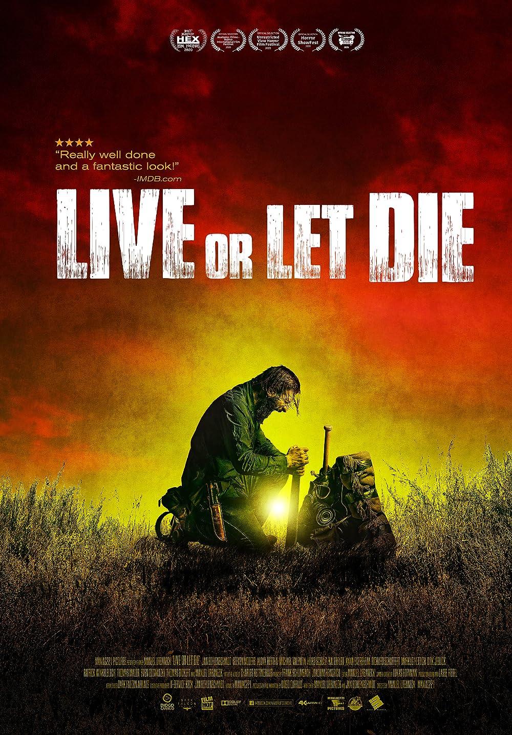 Live or Let Die (2021)