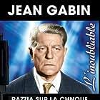 Jean Gabin in Razzia sur la chnouf (1955)