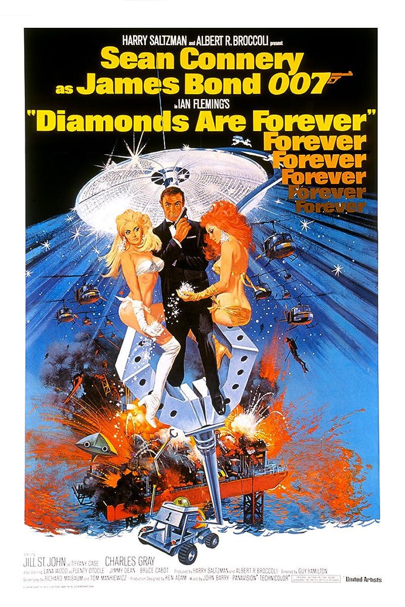 Deimantai amžiams / Diamonds Are Forever (1971)