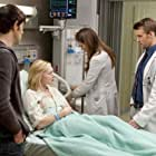 Laura Prepon, Jesse Spencer, Adam Rothenberg, and Olivia Wilde in House M.D. (2004)