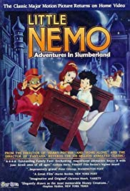 Little Nemo: Adventures in Slumberland Poster