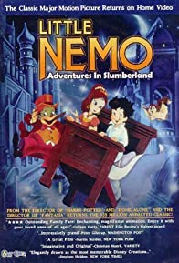 Primary photo for Little Nemo: Adventures in Slumberland
