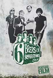 6 Beers of Separation Poster