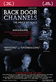Primary photo for Back Door Channels: The Price of Peace