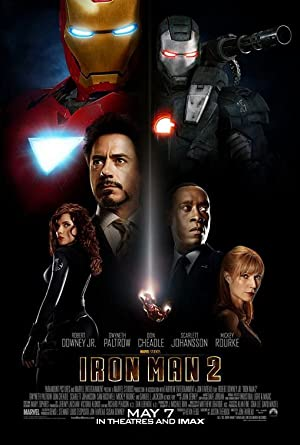 Demir Adam 2 – Iron Man 2 izle