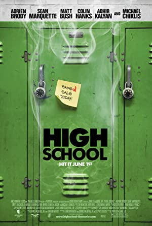 High School film Poster