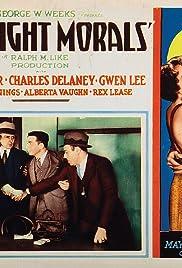 Midnight Morals Poster