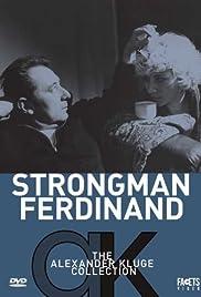 Der starke Ferdinand Poster