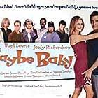 Rowan Atkinson, Joely Richardson, Emma Thompson, Dawn French, Tom Hollander, Hugh Laurie, Adrian Lester, Joanna Lumley, and James Purefoy in Maybe Baby (2000)