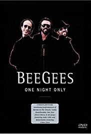 Bee Gees: One Night Only Poster