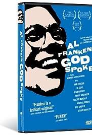 Al Franken: God Spoke Poster
