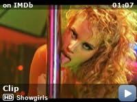 showgirls pool scene