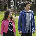 Mary Mouser and Nick Robinson in Frenemies (2012)