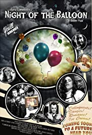 Night of the Balloon Poster