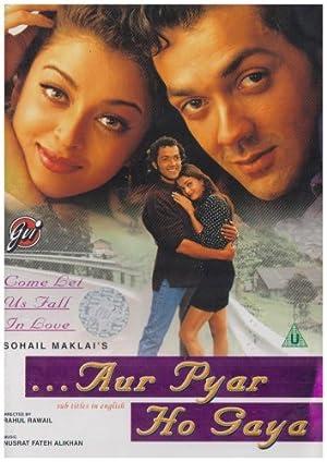 Honey Irani (screenplay) ...Aur Pyaar Ho Gaya Movie