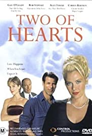 Two of Hearts Poster