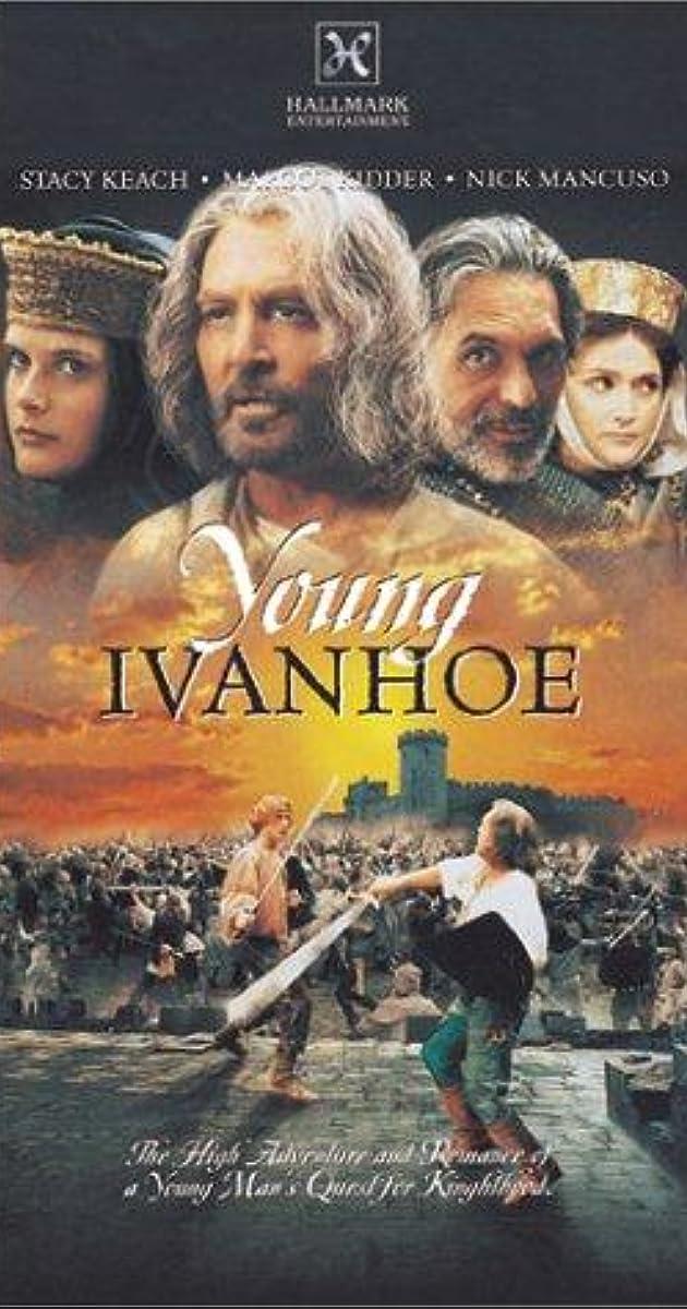 ivanhoe movie 1982 cast