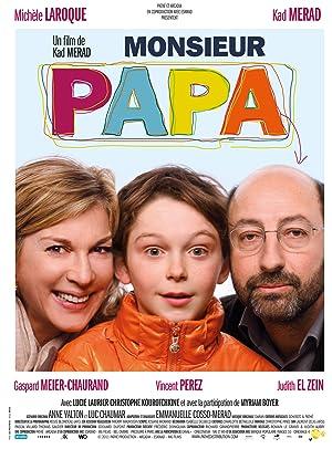 Where to stream Monsieur Papa