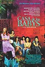 Casa de los babys Poster
