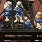 Alan Cumming, Jonathan Winters, Fred Armisen, George Lopez, and Katy Perry in The Smurfs (2011)