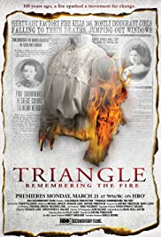 Triangle: Remembering the Fire Poster