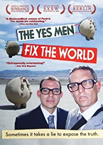 Hollywood movie new download The Yes Men Fix the World 2160p]
