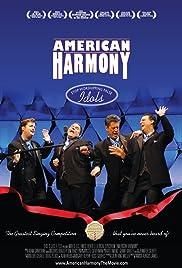 American Harmony Poster