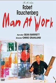 Primary photo for Robert Rauschenberg: Man at Work