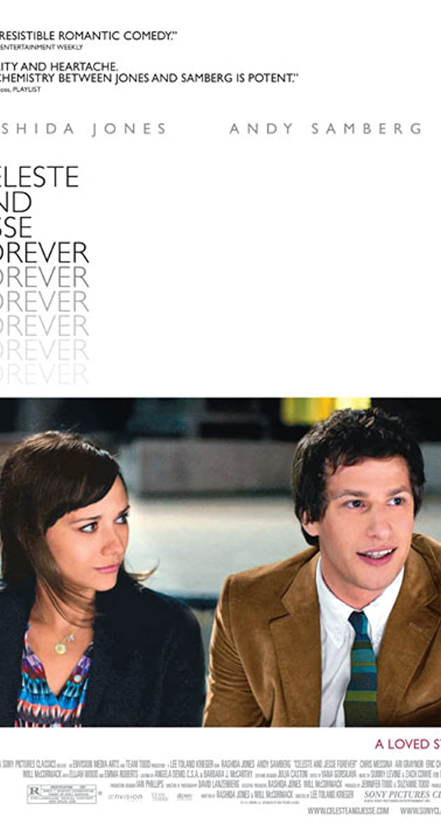 Subtitle of Celeste & Jesse Forever