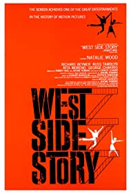 """""""West Side Story"""" (Saul Bass Poster) 1961"""