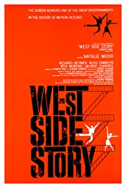 West Side Story (1961) Poster - Movie Forum, Cast, Reviews