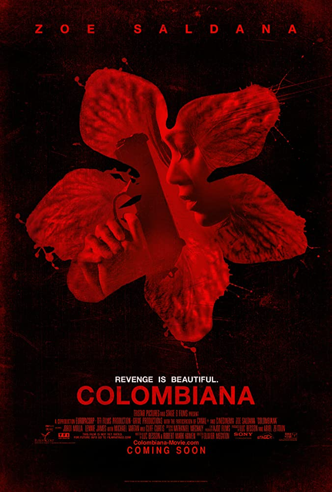 Colombiana (2011) 720p BDRip Tamil Hindi English Dubbed x264