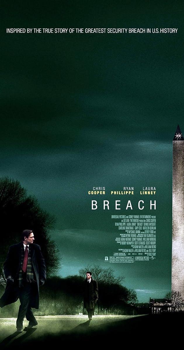Subtitle of Breach